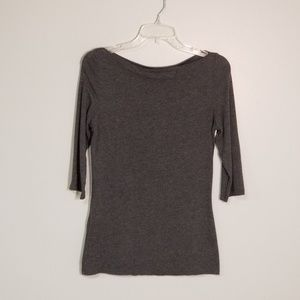 Cynthia Rowley Super Soft 3/4 Sleeve Blouse
